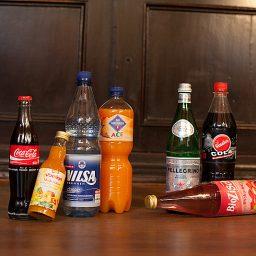 angebotene alkoholfreie Getränke